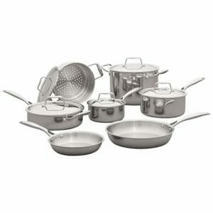 Stone & Beam Top Ten Stainless Steel Cookware Sets