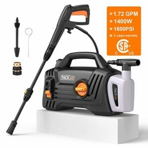 TACKLIFE Top Ten Power Washers