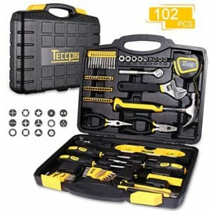 TECCPO Top Ten Household Tool Kits