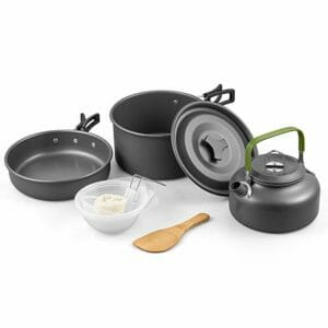 Terra Hiker Top Ten Camping Cookware Sets