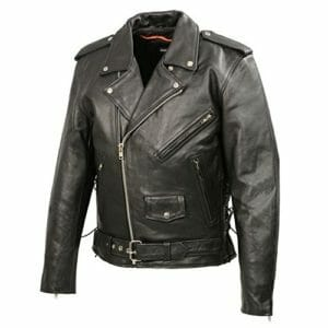The Bikers Zone Top Ten Best Men's Leather Jackets