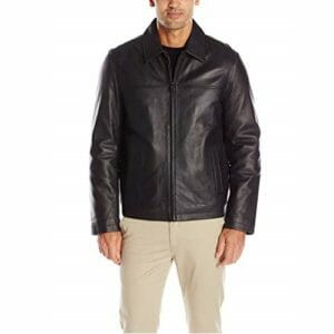 Tommy Hilfiger Top Ten Best Men's Leather Jackets