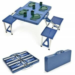 Trademark Innovations Top Ten Best Portable Picnic Tables
