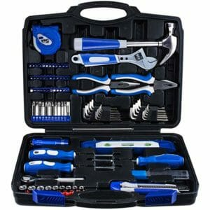 Vastar Top Ten Household Tool Kits