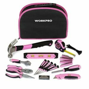 WORKPRO 2 Top Ten Household Tool Kits