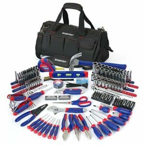 WORKPRO Top Ten Household Tool Kits