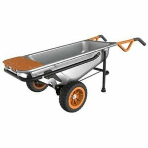 WORX Top Ten Wheelbarrows