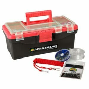 Wakeman Top Ten Fishing Tackle Boxes