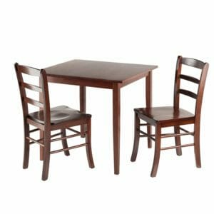 Winsome Top Ten Dining Sets For Small Spaces