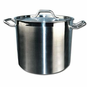Winware Top Ten Best Stainless Steel Stock Pots