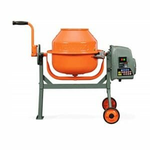 YARDMAX Top Ten Concrete Mixers