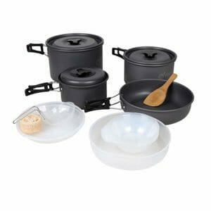 yodo Top Ten Camping Cookware Sets
