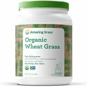 Amazing Grass Top Ten Wheatgrass Powder