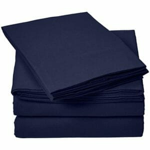 AmazonBasics Top Ten Queen Size Flannel Sheet Sets
