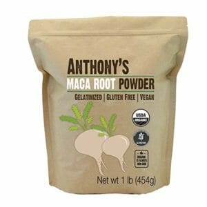 Anthony's Top 10 Maca Powder