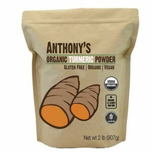 Anthony's Top 10 Turmeric Powder