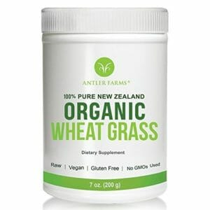 Antler Farms Top Ten Wheatgrass Powder