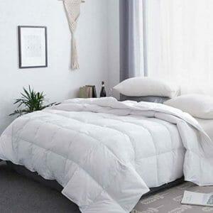BESC Top Ten Full-Size Down and Down Alternative Comforters