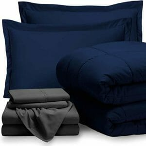 Bare Home Top Ten Full-Size Bed In A Bag Sets