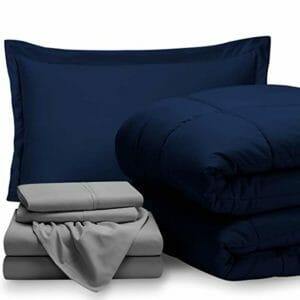 Bare Home Top Ten Twin Size Bed In A Bag Sets