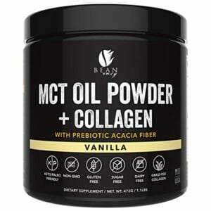 Bean Envy Top Ten MCT Oil Powder