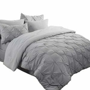 Bedsure 2 Top Ten Queen Size Bed In A Bag Sets