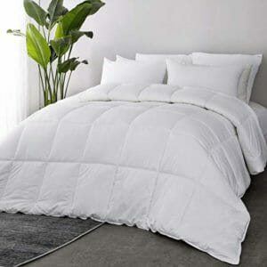Bedsure Top Ten Queen Size Down and Down Alternative Comforters