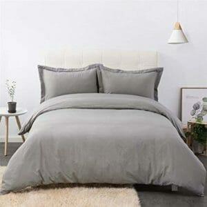 Bedsure Twin Size Duvet Cover Sets