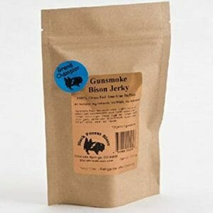 Gunsmoke Top Ten Bison Jerky