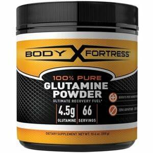 Body Fortress Top 10 Glutamine Powder