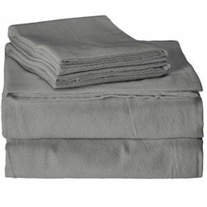 Brielle Top Ten Twin Size Flannel Sheet Sets