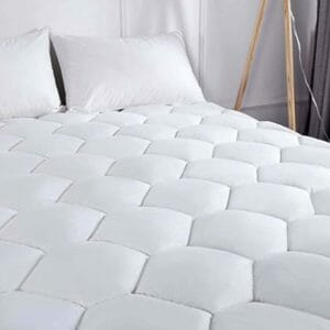Charm Heart Top Ten Queen Size Mattress Pads