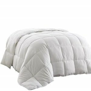 Chezmoi Collection Top Ten Queen Size Down and Down Alternative Comforters