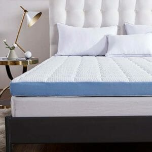 Cr Top Ten Twin Size Memory Foam Mattress Toppers