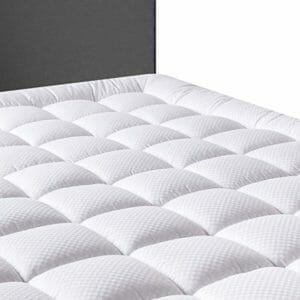 DOMICARE Top Ten Queen Size Mattress Pads