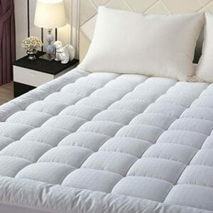 EASELAND Top Ten Full-Size Mattress Pads