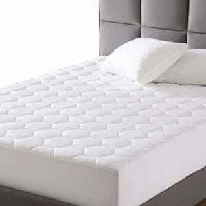 EXQ Home Top Ten Full-Size Mattress Pads