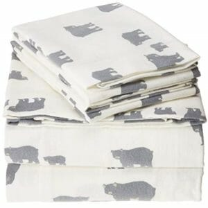 Eddie Bauer Top Ten Full-Size Flannel Sheet Sets