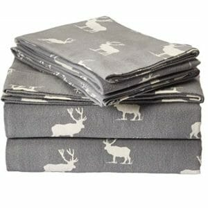 Eddie Bauer Top Ten Queen Size Flannel Sheet Sets