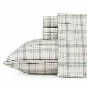 Eddie Bauer Top Ten Twin Size Flannel Sheet Sets