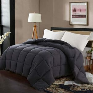 Edilly Top Ten King Size Down and Down Alternative Comforters