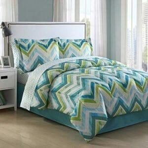 Ellison Great Value Top Ten Full-Size Bed In A Bag Sets