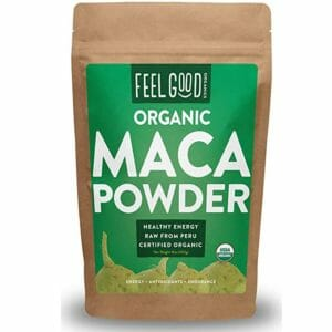 Feel Good Organics Top 10 Maca Powder