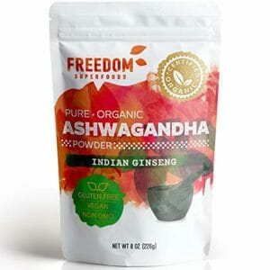 Freedom Superfoods Top 10 Ashwagandha Powders