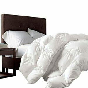 GrayEagle Top Ten King Size Down and Down Alternative Comforters