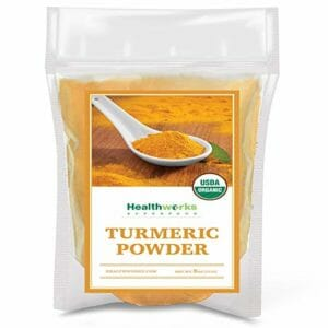 Healthworks Top 10 Turmeric Powder