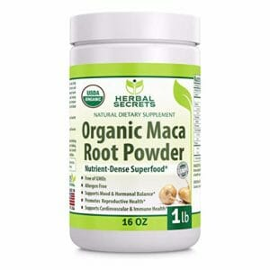 Herbal Secrets Top 10 Maca Powder