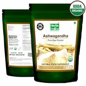 HerbsIndia Top 10 Ashwagandha Powders
