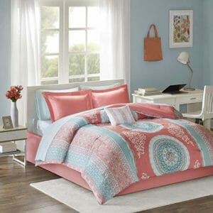 Intelligent Design Top Ten Twin Size Bed In A Bag Sets