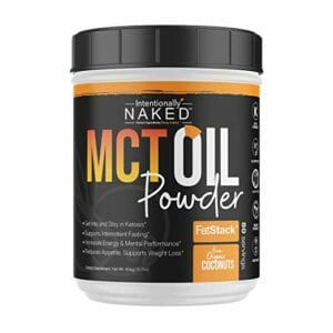 Intentionally Naked Top Ten MCT Oil Powder